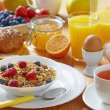 Three ways of making a healthy breakfast